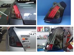 Buy after market headlights and tail lights from Performance zone