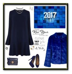 """""""Winter Dress under $100.00"""" by sherry7411 ❤ liked on Polyvore featuring Twin-Set, Warehouse, Pour La Victoire, Marc Jacobs, Alexis Bittar, Wet Seal, Gucci, under100, polyvoreeditorial and polyvorecontest"""