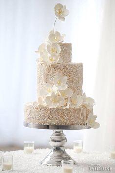 Gorgeous cake!
