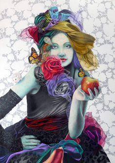 Suzanne Vigil | COLORED PENCIL