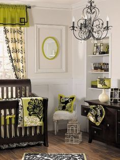 #SephoraColorWash Chartreuse for baby...yup!! But with white or natural wood-coloured furniture.