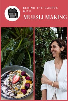 "Muesli making is an art that needs cultivating. It definitely requires time and patience to master. We asked Concetta Sultan, Nuts & Stuff founder, bookkeeper turned muesli maker and phenomenal cook!  A lot of thought, care and attention goes into it. It means balancing priorities and sketching out details. It means getting it right.  But all that effort comes together in great taste. That is exactly what we are after. So you carry that ""good"" feeling into the world and share it with… Muesli, Priorities, Patience, Sketching, Feel Good, Effort, Behind The Scenes, Cooking, Art"