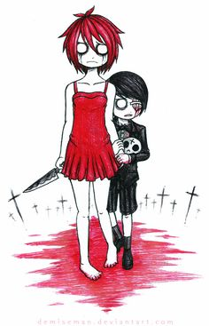 Looks like madam red and Ciel.