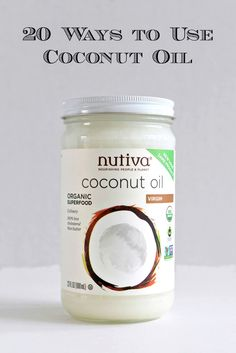 Learn the top 20 ways to incorporate Coconut Oil, a Superfood that has many amazing health benefits, into your cooking and daily beauty regimen. Once you start adding Coconut Oil into your daily life, you will see how versatile and beneficial it really is!