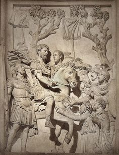 3 August 178 CE in Rome, Emperor Marcus Aurelius and his son Commodus set forth for the secunda expeditio germanica, the second Germanic campaign against the Marcomanni and Quadi in present-day Slovakia.