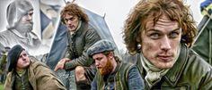 Jamie y sus hombres de Lallybroch