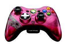 Control inalámbrico de edición limitada #TombRaider #Xbox360