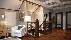 Дизайн интерьеров дома по проекту JAAKKO 187 Divider, Interior Design, Room, Furniture, Home Decor, Nest Design, Bedroom, Decoration Home, Home Interior Design
