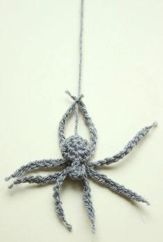 Crochet Fall, Holiday Crochet, Crochet Home, Crochet Crafts, Yarn Crafts, Crochet Projects, Sewing Projects, Crochet Pour Halloween, Halloween Crochet Patterns
