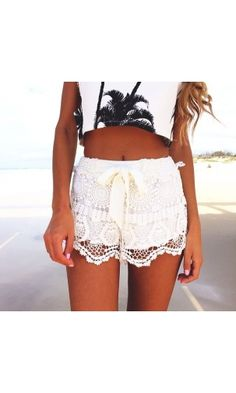 Find and save up to date fashion trends and the latest style inspiration, ootd photography and outfit looks Short Outfits, Summer Outfits, Cute Outfits, Casual Outfits, Tumblr Shorts, Teen Fashion, Fashion Outfits, Fashion Trends, Brown Fashion
