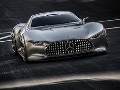 Autobild der Woche: Mercedes AMG Vision Gran Turismo