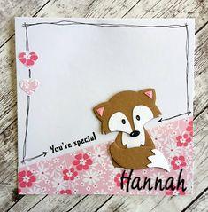 Scrapspul van Colien: Hannah #2.