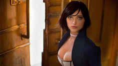 Nerd Porn: Anna Moleva Heating Up BioShock Infinite!