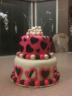 ... Pinterest  Birthday cakes, Wife birthday and Fondant birthday cakes