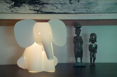 kids elephant lamp