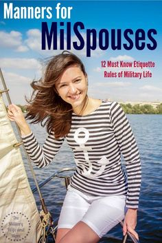 Must-know etiquette rules of military life for military spouses!