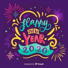 Happy New Year Happy New Year Pictures, Happy New Year Quotes, Quotes About New Year, Happy New Year 2020, Whatsapp Dp, Hello January, Hd Wallpaper 4k, New Year Wishes, Nouvel An