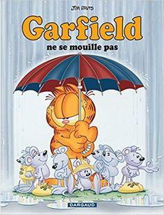 Bande Dessinée  - Garfield - tome 20 - Garfield ne se mouille pas (20) - Jim Davis, Anthéa Shackleton - Livres Pdf Book, Mouille, Garfield And Odie, Jim Davis, Ebook Pdf, Free Apps, Audiobooks, Ebooks, France