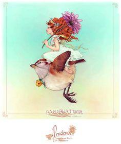 Hehe Venus as a little girl.