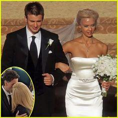 celebrity wedding Jessica Alba