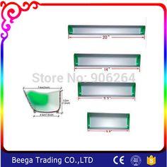 Бесплатная доставка Стоимость Fee15cm/24 см/35 см/50 см четыре штуки Эмульсии совок coater трафаретной печати