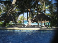 Pool- Catalonia Royal Tulum Beach & Spa Resort (CRT)- Riviera Maya, Mexico Photo:  This Photo was uploaded by findingpointb. Find other Pool- Catalon...