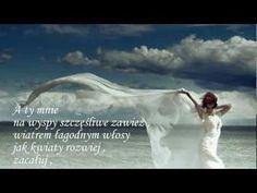 A ty mnie na wyspy szczęśliwe zabierz - K.I.Gałczyński - YouTube Youtube, Fictional Characters, Fantasy Characters
