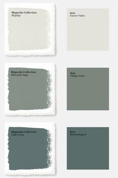 Magnolia Market Collection Paints Color Matched To Behr