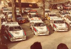 Lancia team