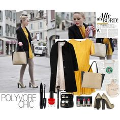 polyvore chic; kayture, created by swagbiitch on Polyvore