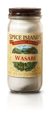 Wasabi - Seasoning Mixes
