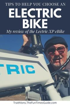 I recently bought a Lectric XP eBike. What I've learned about electric bike tires, fat tire ebikes, pedal assist, electric assist, battery range, speeds, laws (where you can ride an electric bike) + My best tips to help you choose your first e-Bike. #traveltips #bicycling #cycling #ebike #electricbike