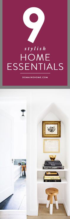 9 items all stylish people have in their homes Girls Apartment, Entryway Decor, Bedroom Decor, Master Bedroom, Home Board, Wall Lamps, Modern Interiors, Floor Lamps, First Home