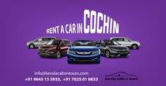 Kerala car and cabs rental services of kerala cabs and tours offers all types of luxury and domestic vehicles for all occasions. Luxury Car Rental, Luxury Cars, Best Car Rental, Munnar, Kochi, Kerala, Temple, Wildlife, Journey