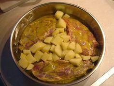 Η ζωή μας,μια βόλτα...: Χοιρινές μπριζόλες στο φούρνο Pork Recipes, Pot Roast, Cooking, Ethnic Recipes, Food, Carne Asada, Kitchen, Roast Beef, Essen