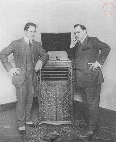 TITTA RUFFO & ENRICO CARUSO, 1914