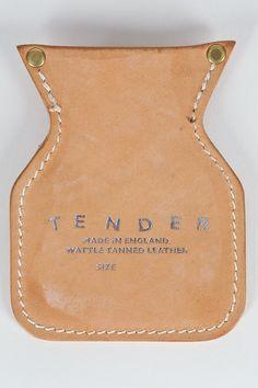 ·|· tender — Fishtail Coin Purse