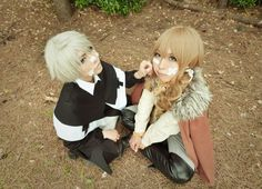 Hungary and Prussia, Axis Powers Hetalia
