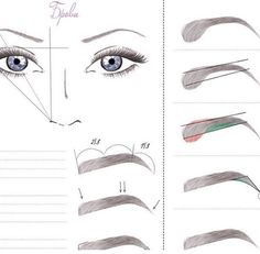 types of eyebrows shape faces * types eyebrows . types of eyebrows . types of eyebrows shape . different types of eyebrows . types of eyebrows shape faces . types of microblading eyebrows . different types of eyebrows shape Mircoblading Eyebrows, How To Draw Eyebrows, Permanent Makeup Eyebrows, Threading Eyebrows, Eyebrow Makeup, Makeup Eyes, Hair Makeup, Brow Shaping, Perfect Brows