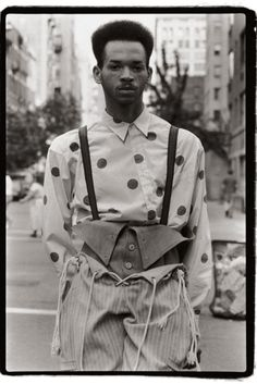 '80s New York Street Style by Photographer Amy Arbus