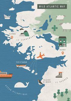 Noémie Cédille » Wild Atlantic Way City Guide