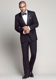 Tommy Hilfiger Italian wool tux-nothing more handsome than a man in a tux