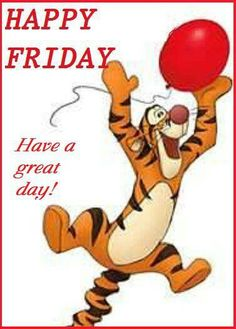 Image result for tigger friday images