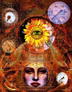 """...[T]here is no boundary between subject and object, self and not-self, seer and seen...The inner sensation called """"you"""" and the outer sensation called """"the world"""" are one and the same sensation.  ~ Ken Wilber"""