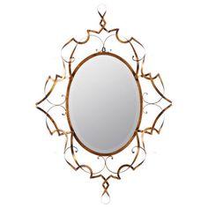 Exceptional Bungalow 5 Baum Mirror Silver Leaf :: $715 | Bungalow 5 @ Layla Grayce ::  [29 Home Design Ideas