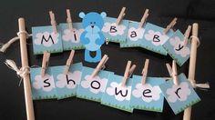 Decoración para baby shower: ideas originales - Ideas decorativas baby shower