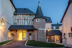 Centre, Loir-et-Cher, Le Relais des Trois Châteaux est un hôtel de charme situé sur la route des Châteaux du Val de Loire. A découvrir sans plus attendre avec Bontourism®