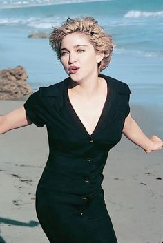 Cherish. Madonna looks so beautiful here. Lovely song too and the video has mermaids, what more can you ask for :-)