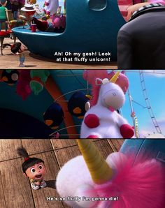 he's so fluffy I'M GONNA DIE! hehehe love this movie