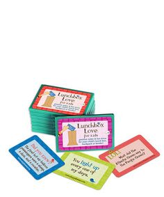 Look at this #zulilyfind! Large Lunch Box Note Set by Say Please #zulilyfinds